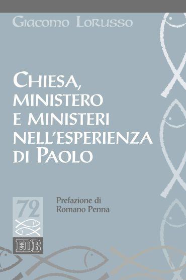 Chiesa, ministero e ministeri nell'esperienza di Paolo ePub