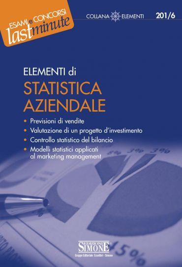Elementi di Statistica Aziendale