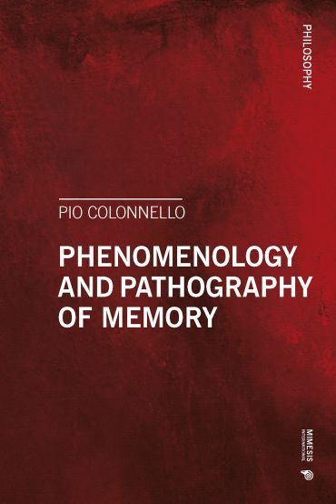 Phenomenology and Pathography of Memory ePub