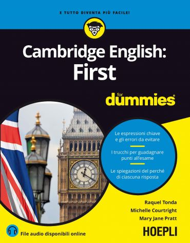 Cambridge English: First for dummies ePub