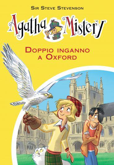 Doppio inganno a Oxford. Agatha Mistery. Vol. 22 ePub