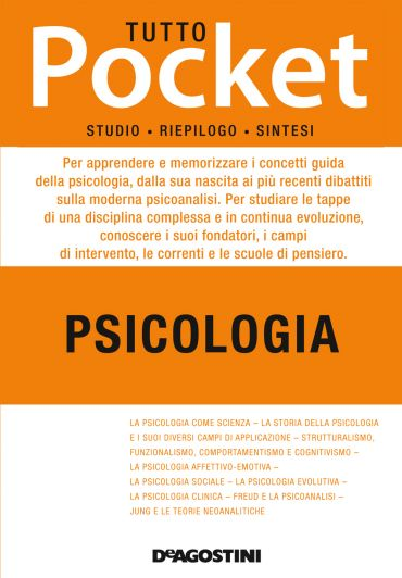 TUTTO POCKET Psicologia