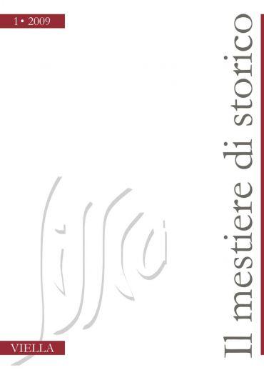 Il mestiere di storico (2009) vol. 1