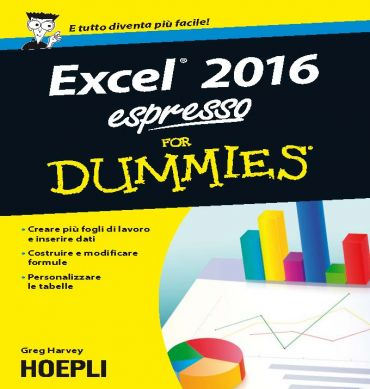 Excel 2016 espresso For Dummies ePub