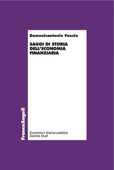 Saggi di storia dell'economia finanziaria