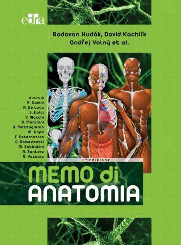 Memo di Anatomia ePub