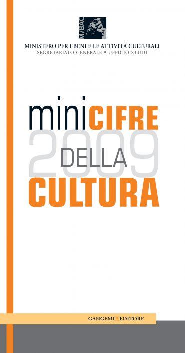 Minicifre della Cultura 2009