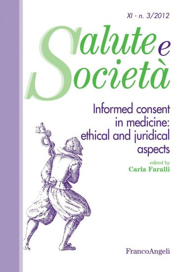 Informed consent in medicine: ethical and juridical aspects