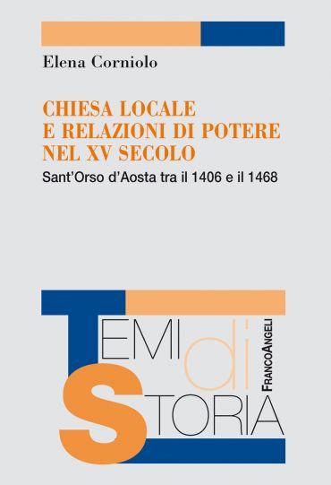 Chiesa locale e relazione di potere nel XV secolo ePub