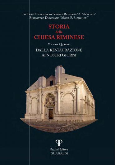 Storia della Chiesa Riminese. Volume IV
