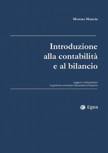 Introduzione alla contabilità e al bilancio