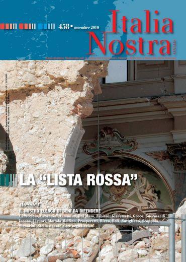 Italia Nostra 458/2010