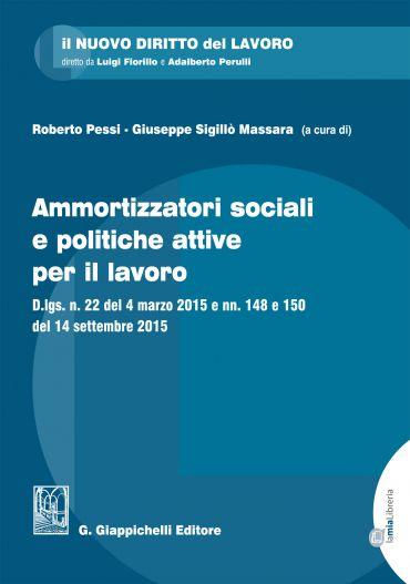 Ammortizzatori sociali e politiche attive per il lavoro ePub