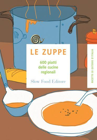 Ricette di Osterie d'Italia - Le zuppe ePub