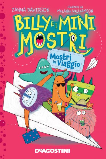 Mostri in viaggio. Billy e i Mini Mostri ePub