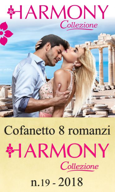 Cofanetto 8 Harmony Collezione n.19/2018 ePub