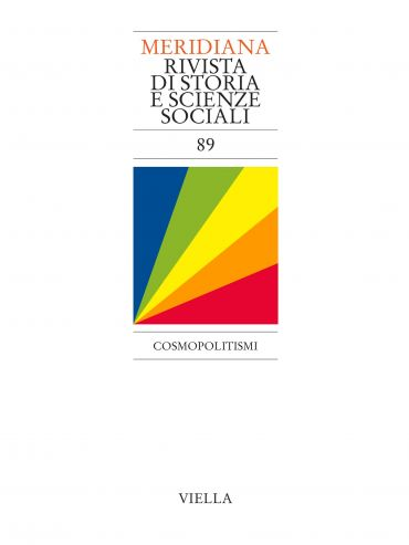Meridiana 89: Cosmopolitismi