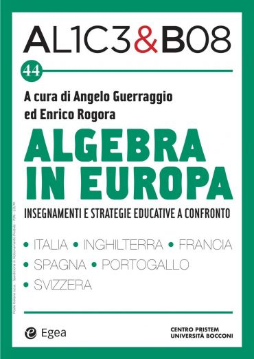 Alice & Bob 44. Algebra in Europa