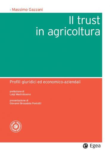Trust in agricoltura (Il) ePub