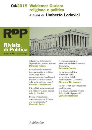 Rivista di Politica 4/2015 ePub
