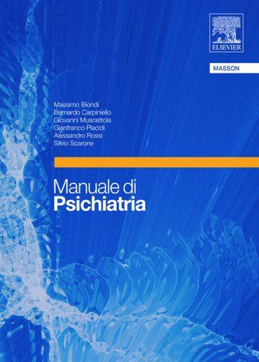 Manuale di psichiatria ePub