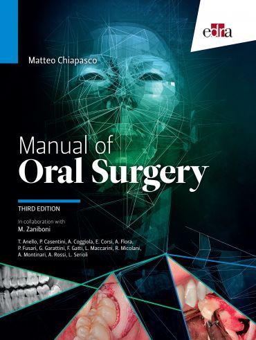 Manual of Oral Surgery 3 ed. ePub