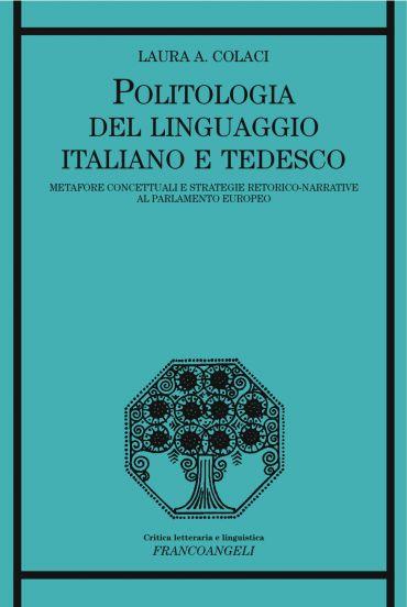 Politologia del linguaggio italiano e tedesco