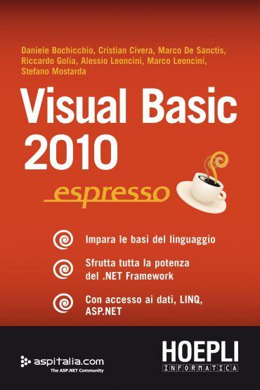 Visual Basic 2010 espresso ePub