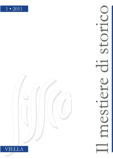 Il mestiere di storico (2011) vol. 1