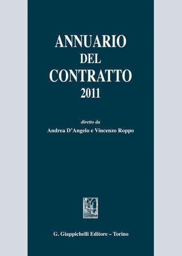 Annuario del contratto 2011
