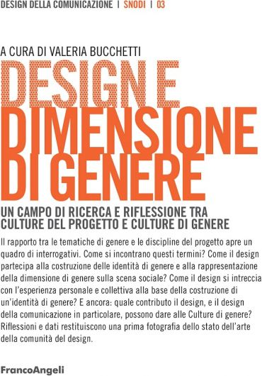 Design e dimensione di genere. Un campo di ricerca e riflessione
