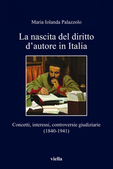La nascita del diritto d'autore in Italia ePub
