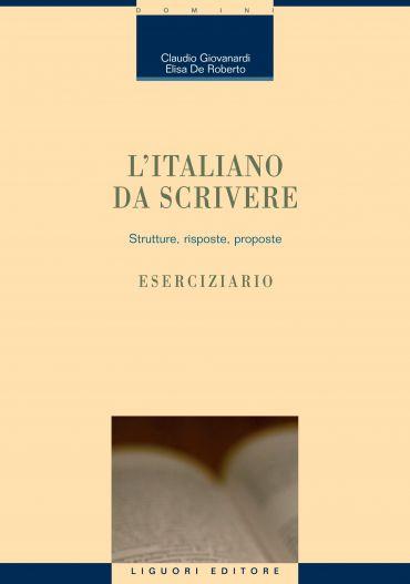 L'italiano da scrivere