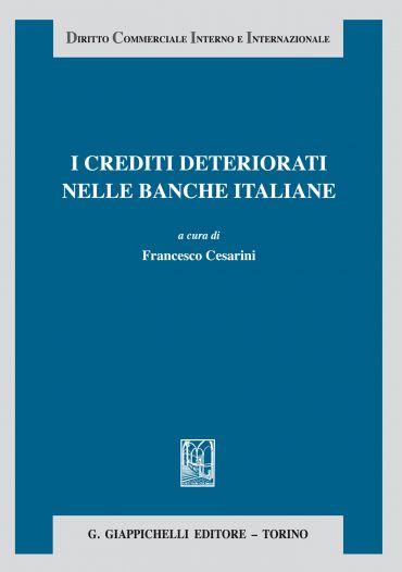 I crediti  deteriorati nelle banche italiane ePub