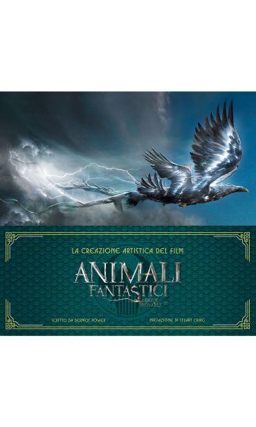 Animali fantastici e dove trovarli: la creazione artistica del f