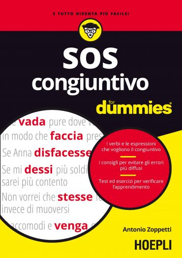 SOS Congiuntivo for dummies ePub