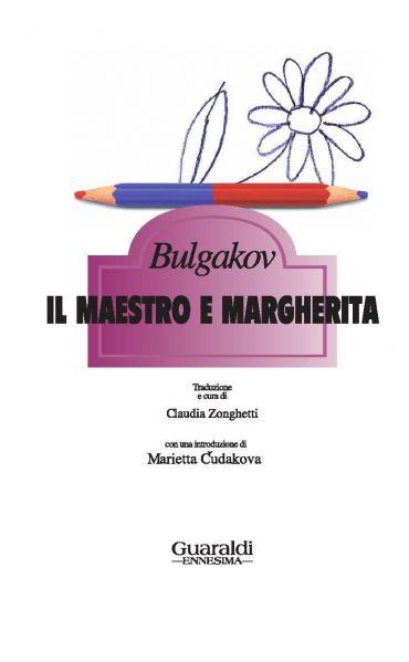 Il maestro e Margherita ePub