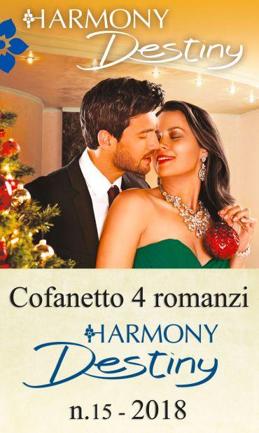 Cofanetto 4 Harmony Destiny n.15/2018 ePub
