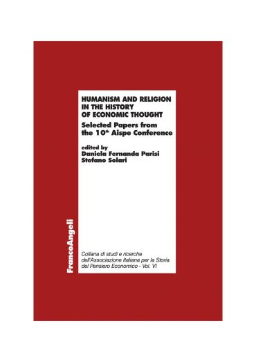 Humanism and Religion in the History of Economic Thought. Select