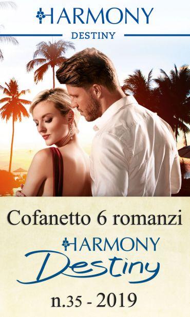 Cofanetto 6 Harmony Destiny n.35/2019 ePub