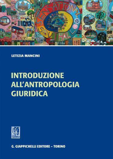 Introduzione all'antropologia giuridica
