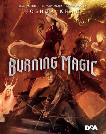 Burning magic ePub