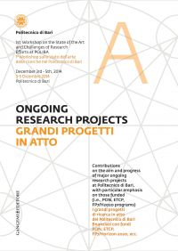 Grandi progetti in atto - Ongoing research project