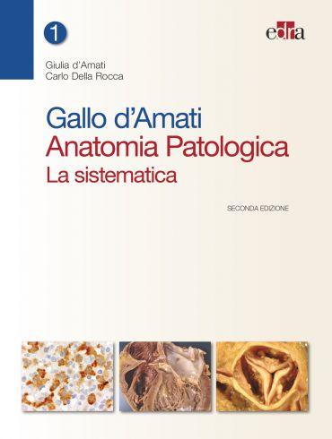 Gallo d'Amati Anatomia Patologica. La sistematica  - II ed. ePub