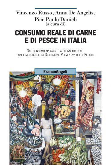 Consumo reale di carne e di pesce in Italia ePub