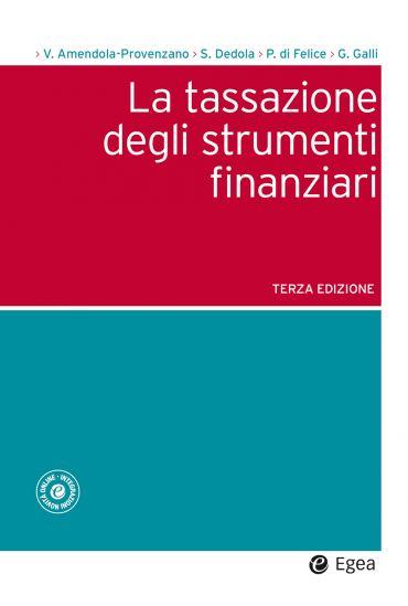La tassazione degli strumenti finanziari - III edizione ePub