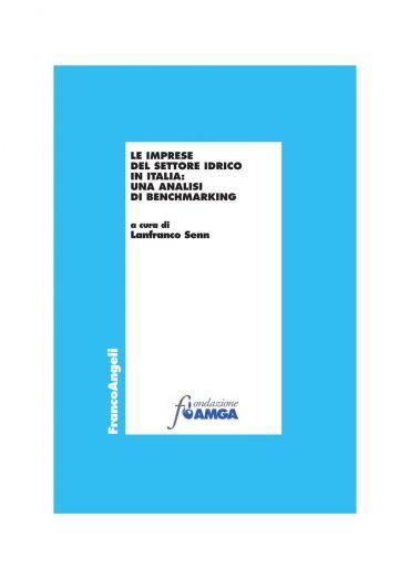 Le imprese del settore idrico in Italia: una analisi di benchmar