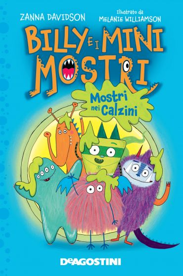 Mostri nei calzini. Billy e i Mini Mostri ePub