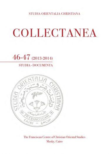 SOC Collectanea 46-47