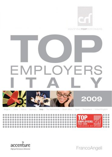 Top Employers Italy 2009